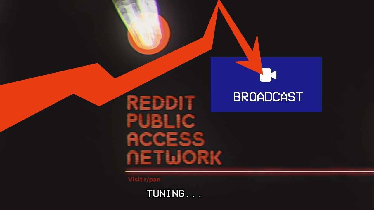 reddit rpan lets anyone