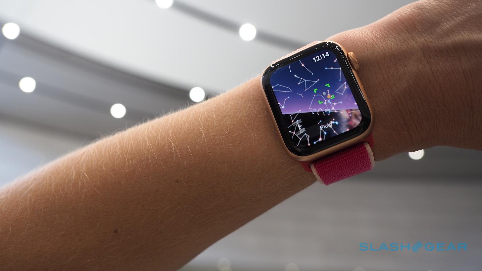 Apple Watch Series 5 Gallery - SlashGear