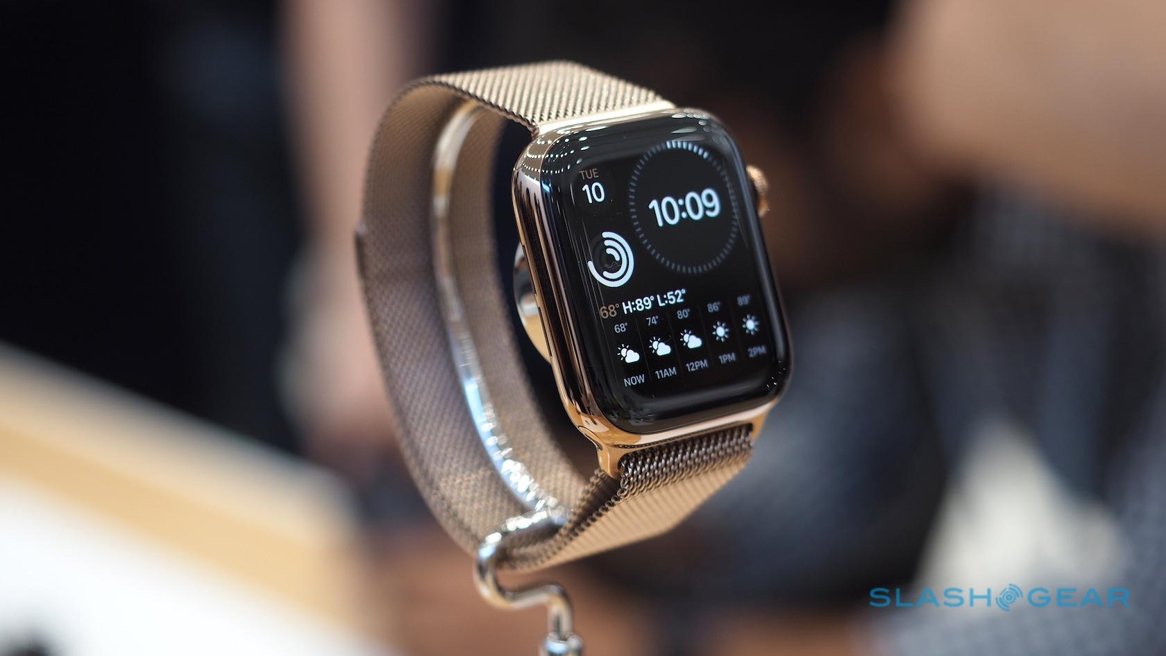 Apple Watch Series 5 Gallery Slashgear
