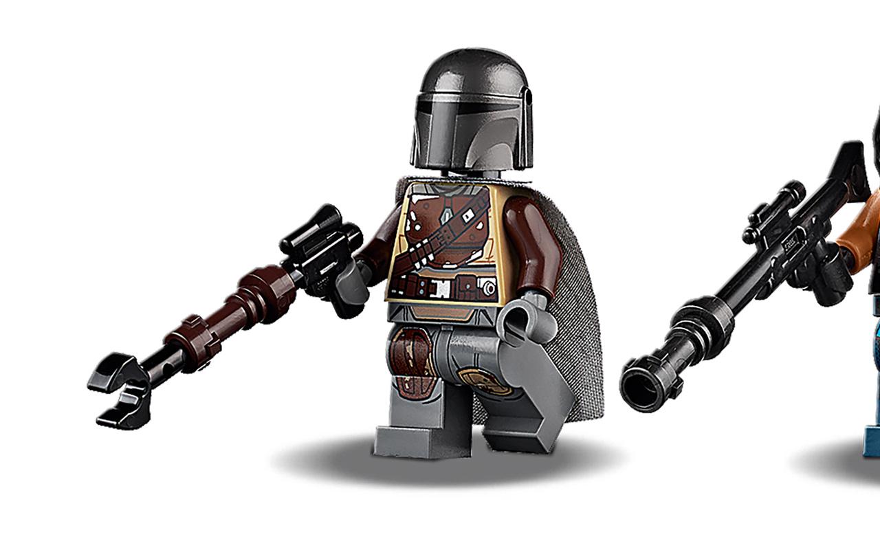Star Wars Mandalorian Skywalker Lego Sets Revealed