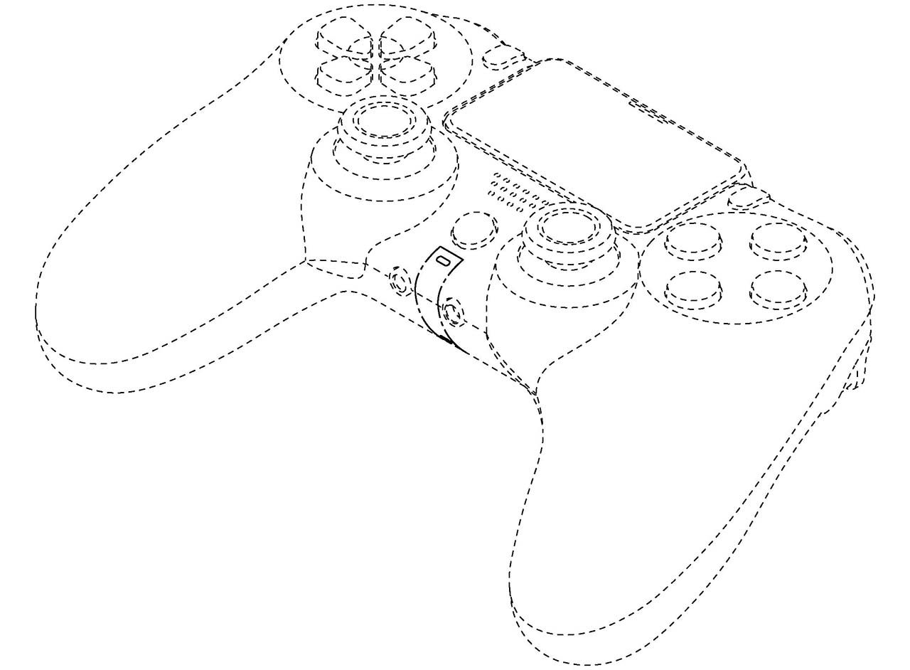 Sony Ps5 Controller Patent Reveals Microphone And Subtle