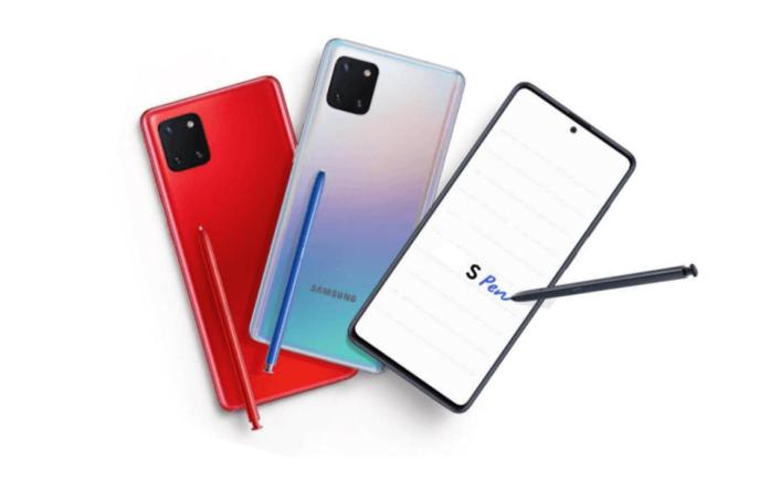 Samsung is officially bring the Galaxy NOTE 10 Lite to Kenya