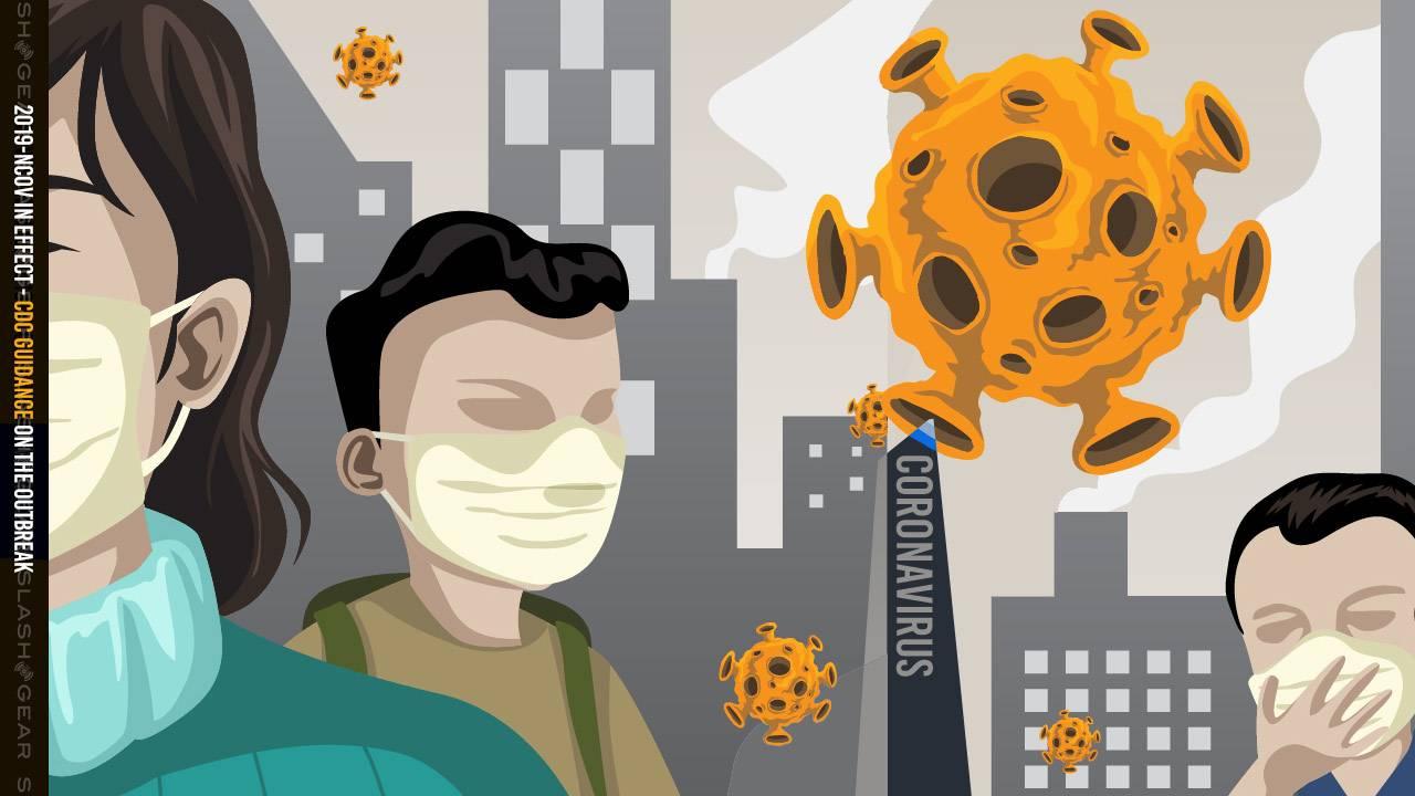 Coronavirus symptoms, 2019-nCoV virus in China, case map, and CDC ...