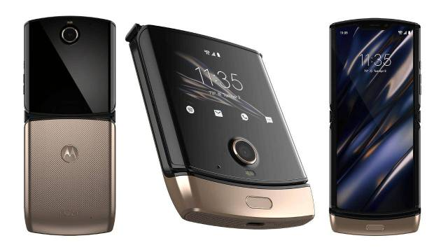 Motorola Razr now comes in Blush Gold, still priced like gold ...