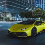 Lamborghini Unveils Huracan Evo Fluo Capsule Collection Slashgear