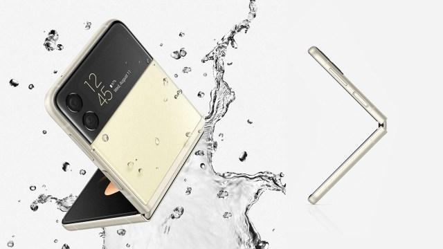 Samsung Galaxy Z Flip 3 release official: price, new features - SlashGear