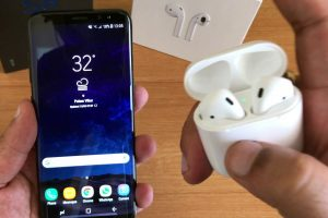 Do AirPods Work with Samsung Phones? Yes Here's How