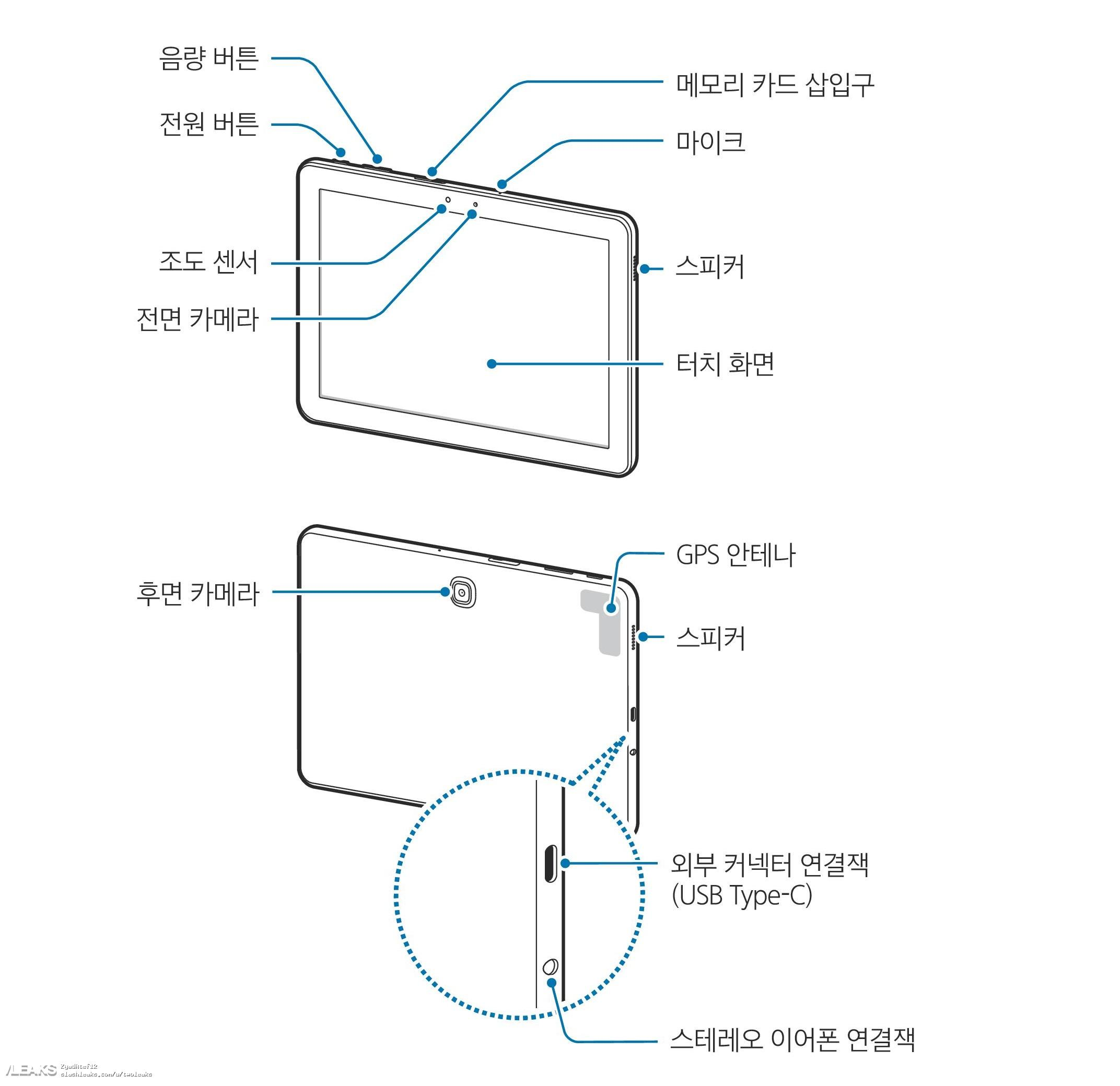 Galaxy Tab Advanced 2 user manual leaks out early « SLASHLEAKS