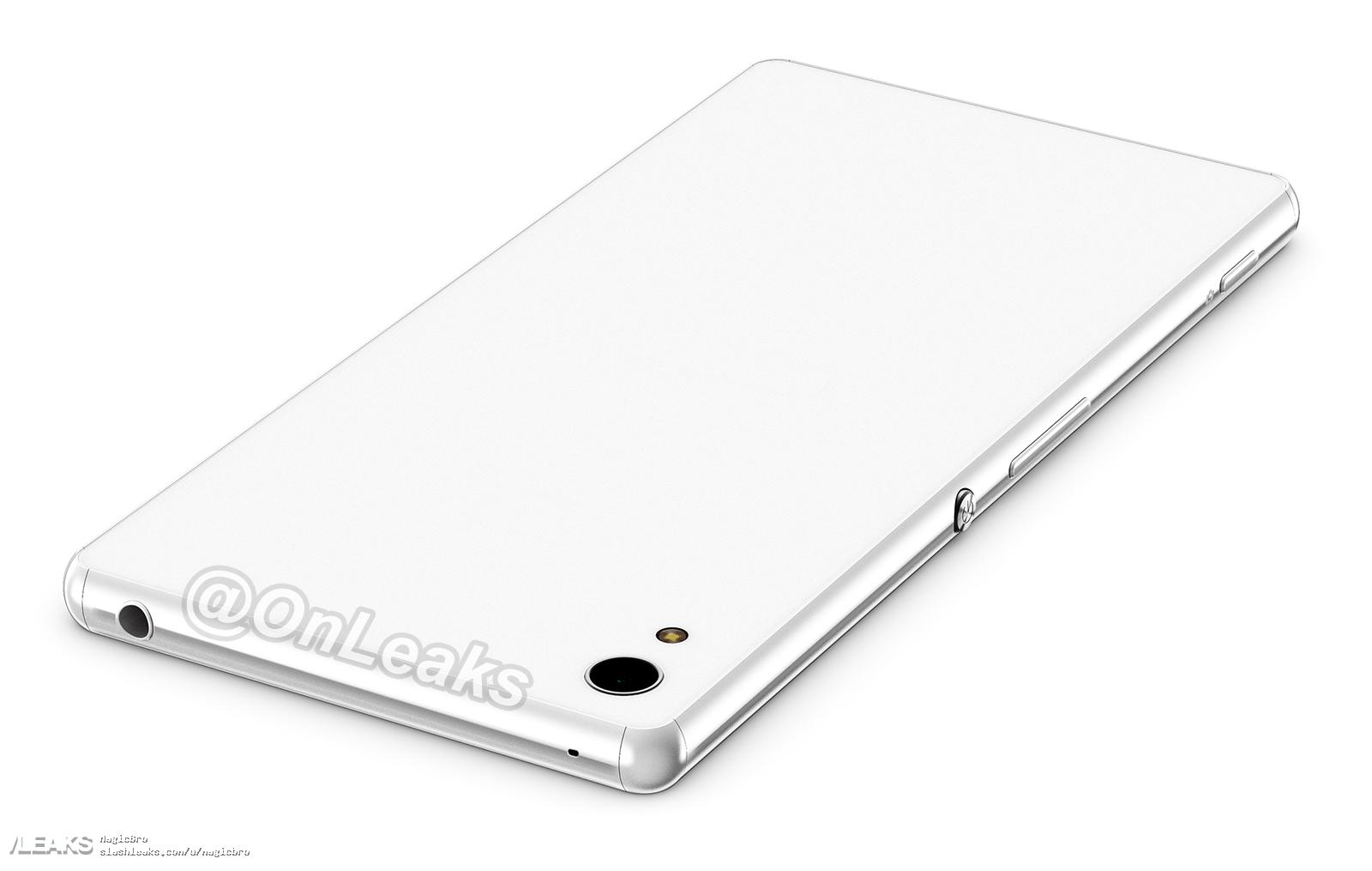 More official looking renders shows off the Xperia Z4 from
