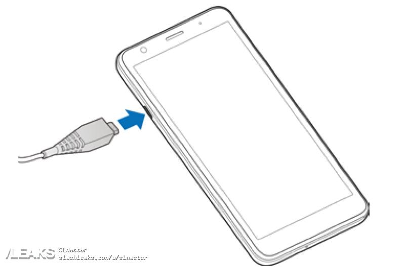 ZTE Blade A3 Lite Images & User Manual Leaked by FCC