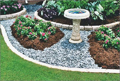 slate landscape design ideas
