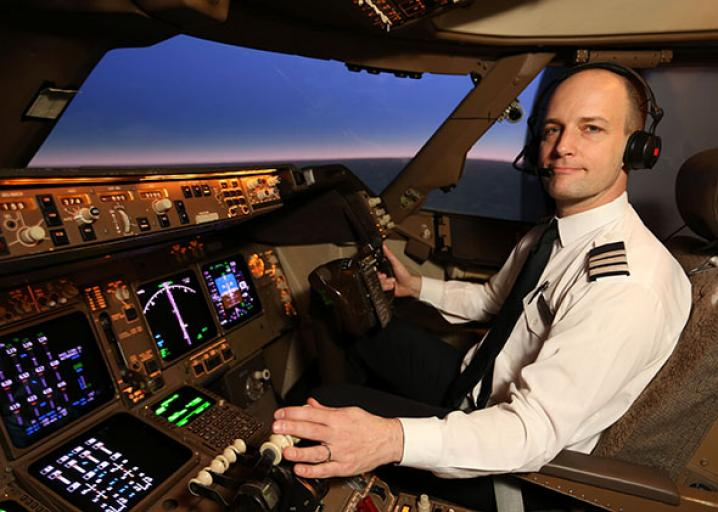 Why pilots love flying 747 jets