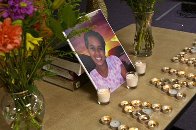 Hana Williams Memorial