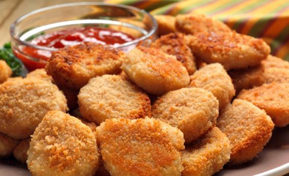 Resultado de imagen para chicken nuggets