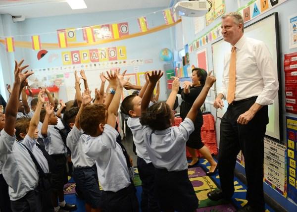 New York City Grade Schools