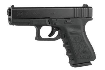 Glock 19 semiautomatic handgun