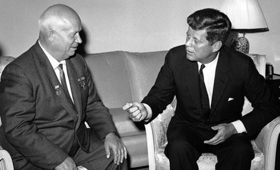 Image result for nikita khrushchev cuban missile crisis
