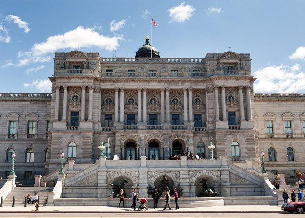 Library of Congress History