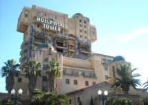 Disney California Adventure Tower of Terror