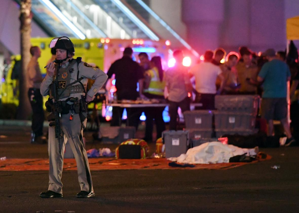 Trolls on 4chan spread politically motivated rumors about the Las Vegas shooter