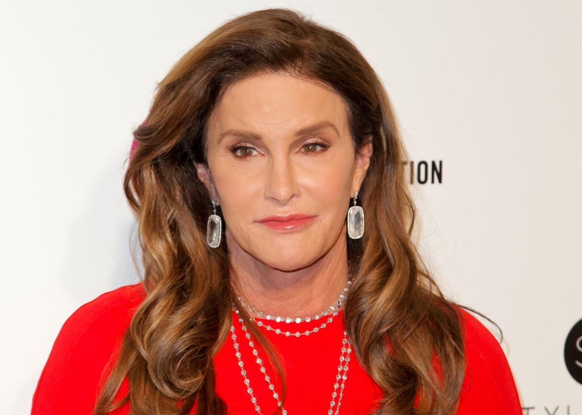 Caitlyn Jenner, embajador trans transphobes totales.