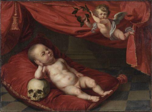 """Résultat de recherche d'images pour """"image peinture bébé mort"""""""
