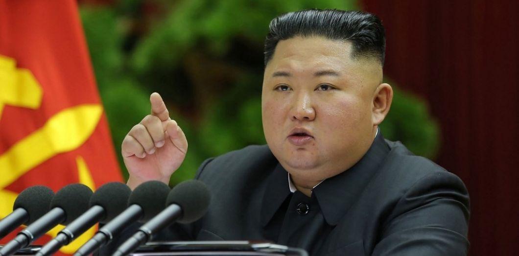 Difficile de dire qui prendrait le pouvoir si le Kim Jong-un était véritablement décédé. | KCNA / KNS / AFP