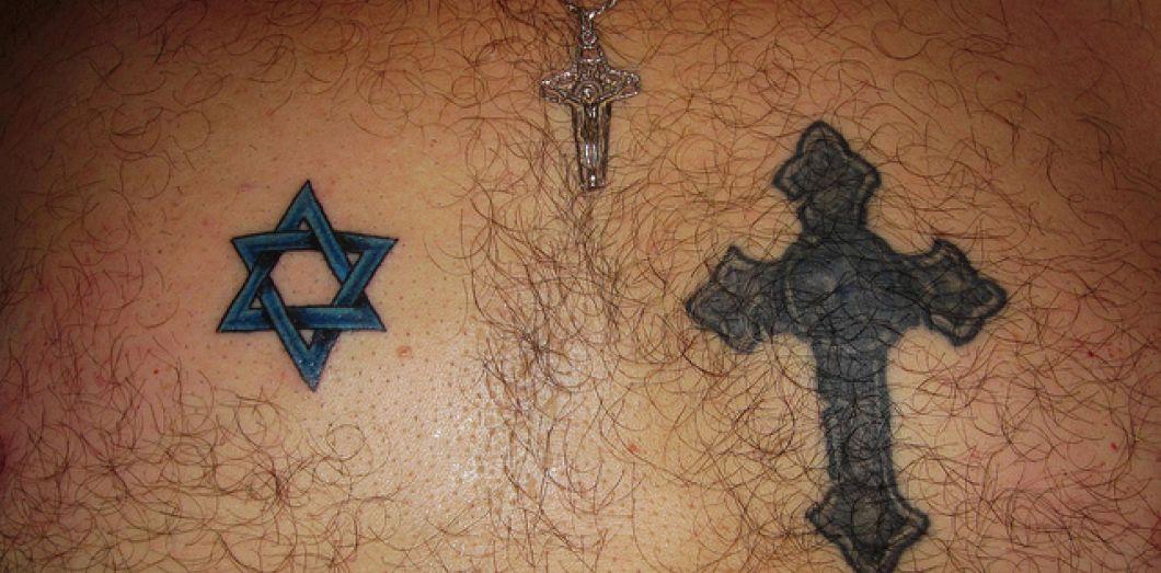 Star & Cross | Tony Alter via Flickr CC License by