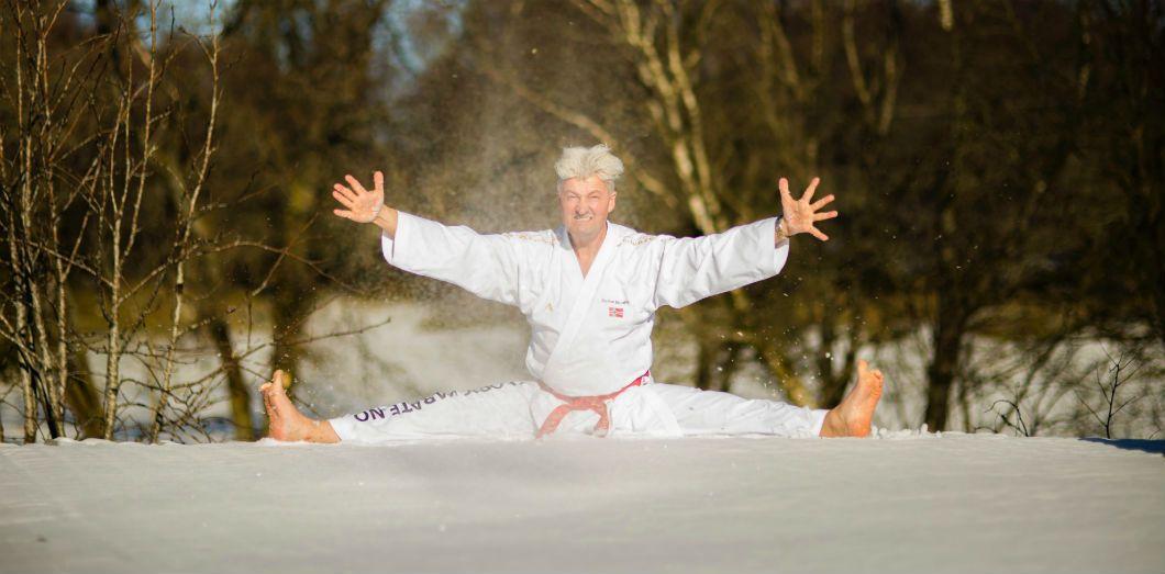 Le tai-chi est un sport à envisager à mesure que l'on avance en âge. |audun munthevia Unsplah