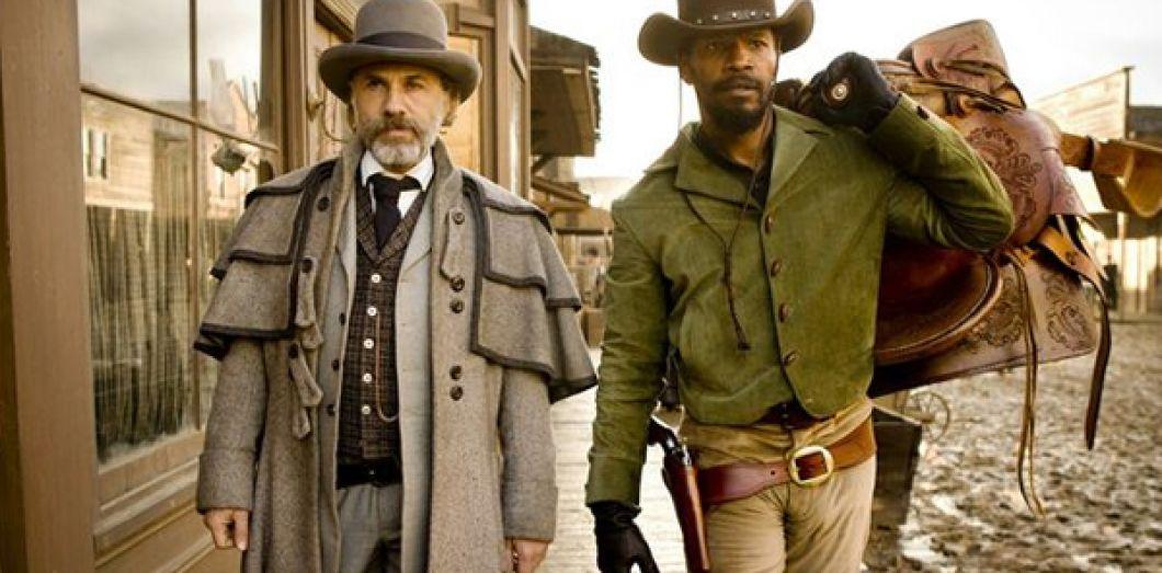 Un entretien exceptionnel avec Tarantino: «Django Unchained», «une ...