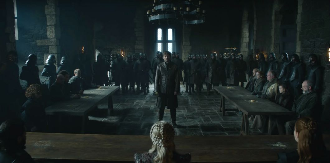 Game Of Thrones Saison 8 Episode 2 Un Chevalier Des