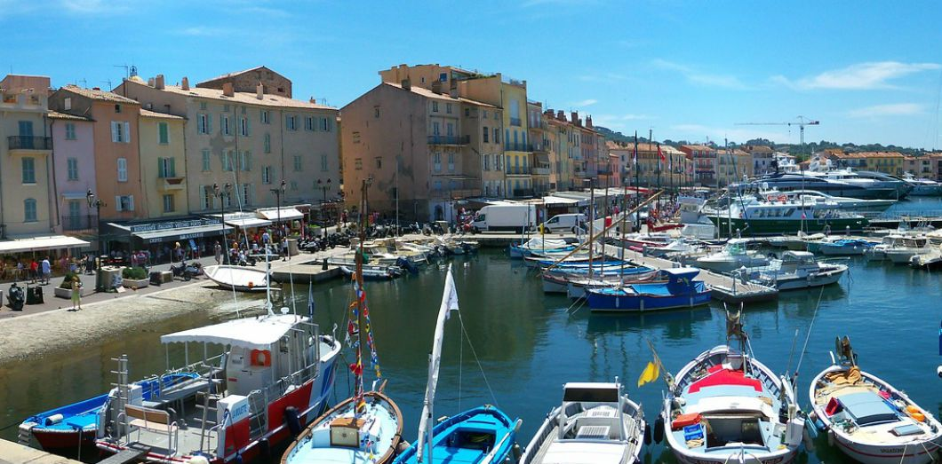 Saint-Tropez | lino9999 via Pixabay CC License by