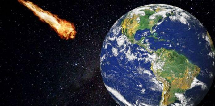 Quel plan de survie pour l'humanité si un astéroïde fonçait sur la Terre? |  Slate.fr