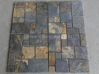 Mosaic Slate Tile | Tile Design Ideas