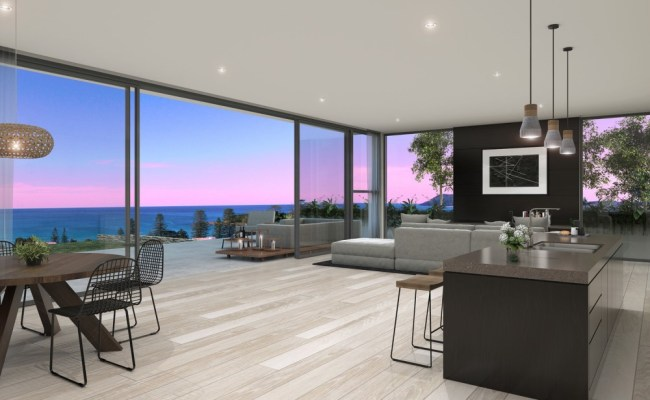 Beach House Designs Simple Modern Australian Architect