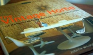 The Vintage Home Book