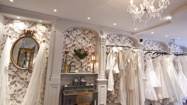 The Mews A Fabulous Bridal Shop In Bristol SLATERSPARKE