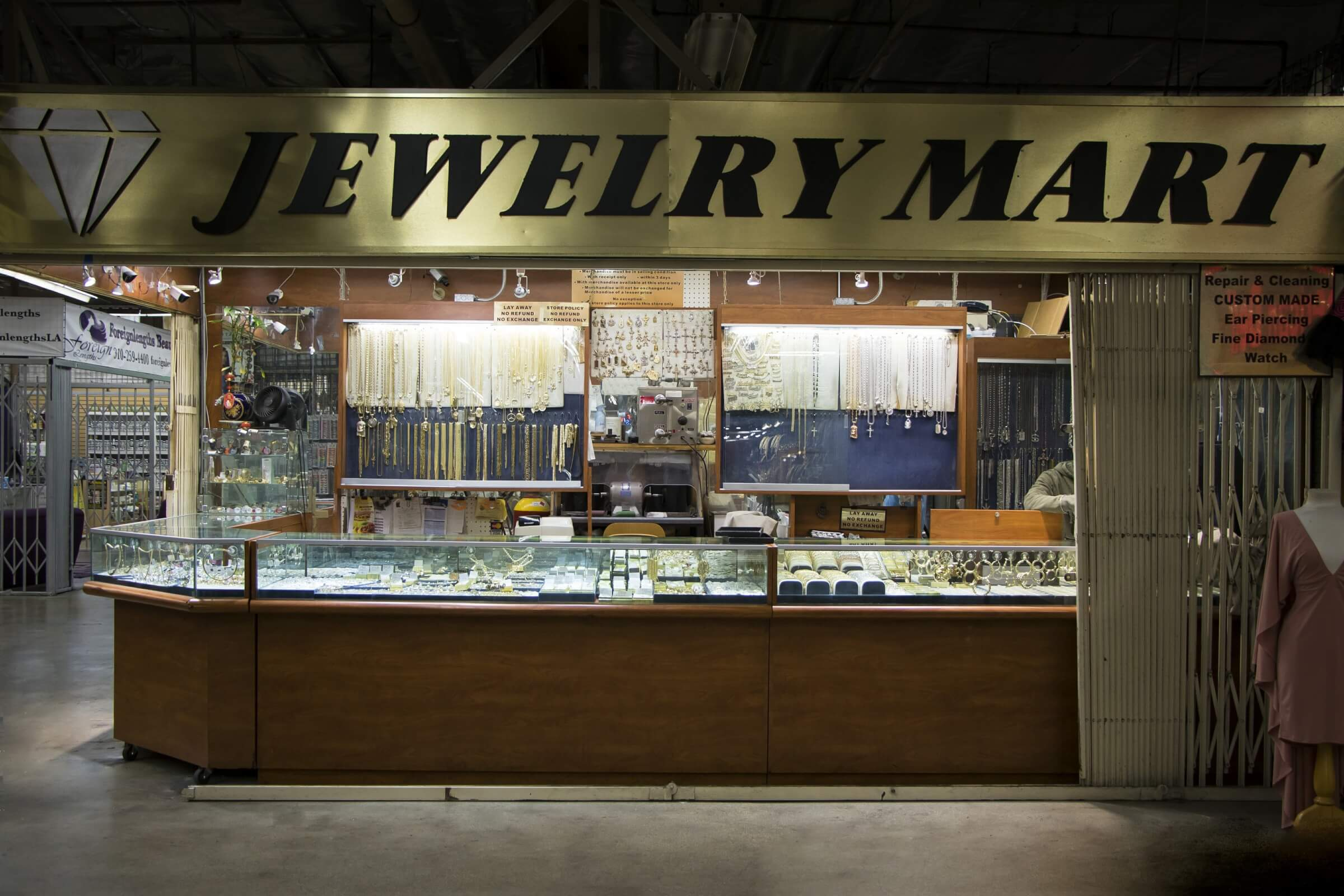 Jewelry Store In Los Angeles Slauson Super Mall