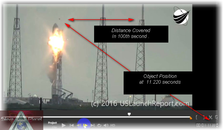 SpaceX Mystery WHO Did it UFO or Bird answered in in depth Report