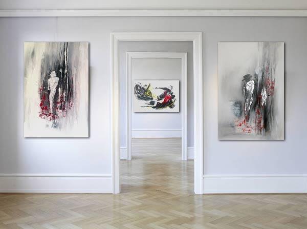 Moderne Leinwandbilder Wohnzimmer – Secretstigma.Net