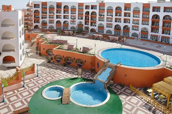 В Хургаду из Днепропетровска на майские: Sunny Days Mirette Family Resort & SPA 3* 27400 грн