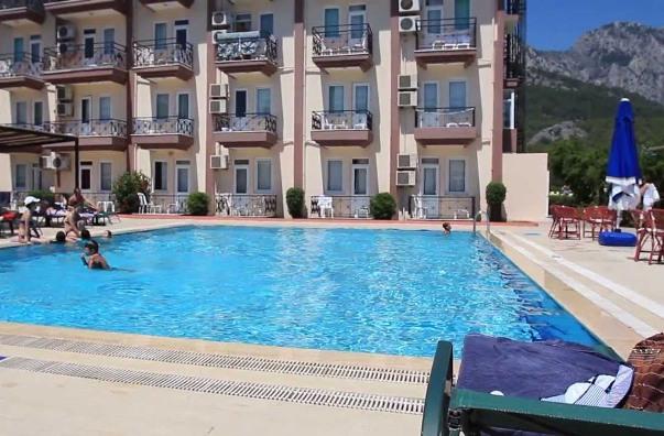 В Турцию из Днепропетровска на майские: Larissa Garden Hotel 4* 15000 грн.