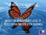 Z larwy w motyla czyli zmiany dzięki mlm