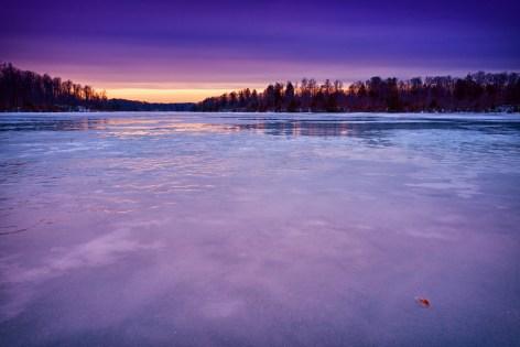 Lake Jean Sunset