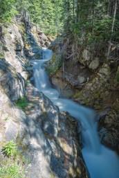 Upper Christine Falls - Mt. Rainier National Park