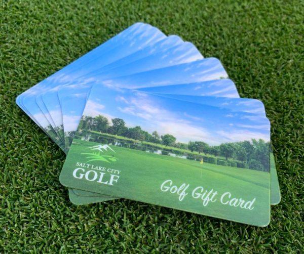 SLC Golf Gift Card