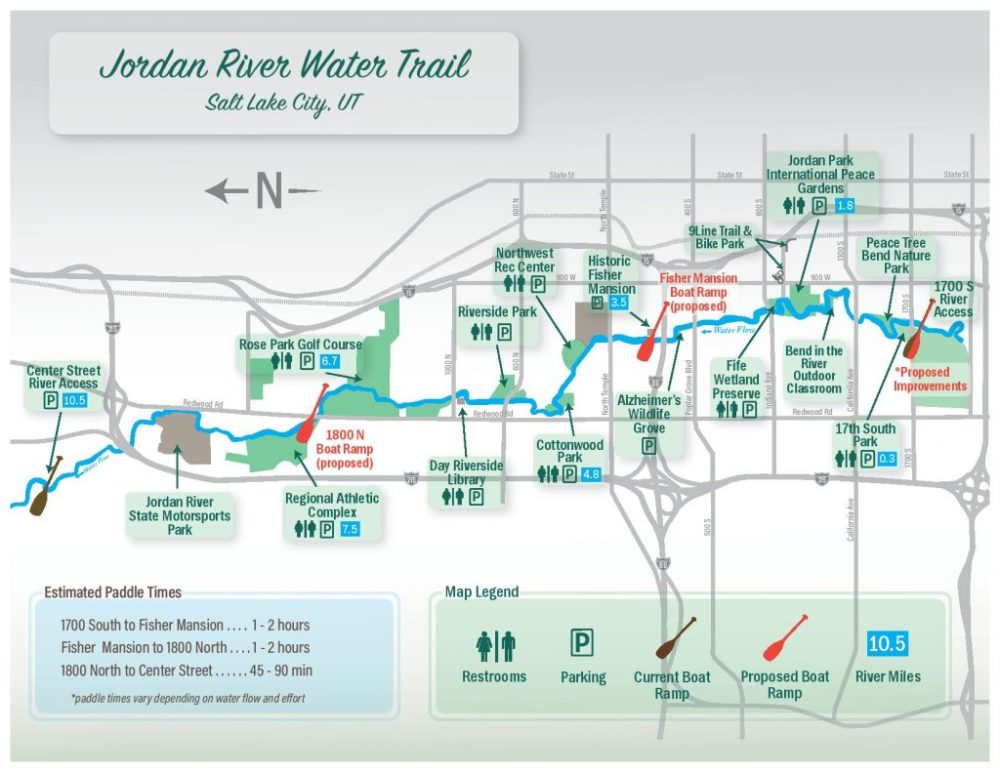 medium resolution of once completed this project will establish high quality water trail access and signage that will create enjoyable recreational opportunities within salt
