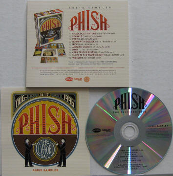 Phish Records LPs Vinyl And CDs MusicStack