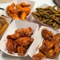 Wing Coop menu