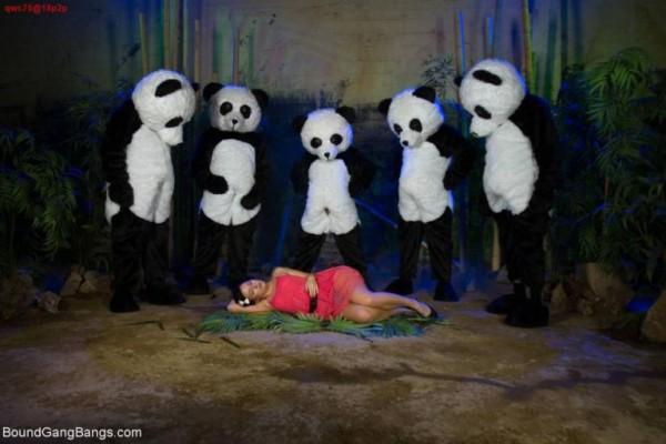 dirty pandas